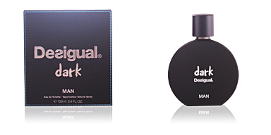 DARK MAN eau de toilette vaporizador Desigual