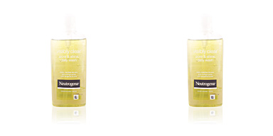 VISIBLY CLEAR pore & shine daily wash Neutrogena