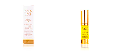 Skin lightening cream & brightener FIGUE DE BARBARIE illuminating organic oil Gold Tree Barcelona