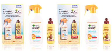 Delial SENSITIVE ADVANCED PISTOLA SPF50+ COFFRET 2 pz
