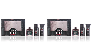 Mango REBEL HERO WANTED H.E. COFFRET perfume