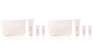Clarins BAUME CORPS SUPER HYDRATANT LOTE 3 pz