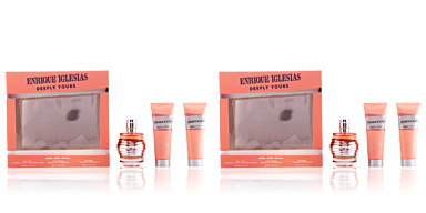 Singers ENRIQUE IGLESIAS DEEPLY YOURS WOMAN COFFRET  parfum