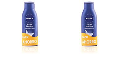 Nivea NUTRITIVO BODY MILK SET 2 pz