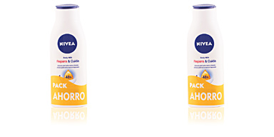 REPARA & CUIDA BODY MILK set Nivea