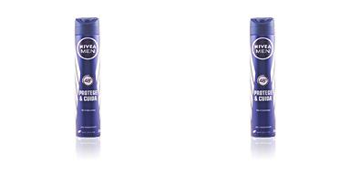 Desodorizantes MEN PROTEGE & CUIDA desodorante spray Nivea