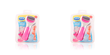 VELVET SMOOTH express lima eléctrica pies rosa Doctor Scholl