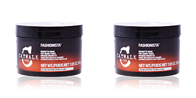 CATWALK fashionista brunette mask Tigi