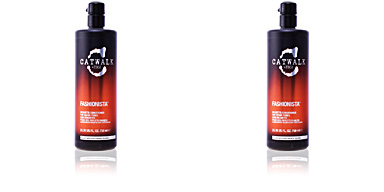 Hair repair conditioner CATWALK fashionista brunette conditioner Tigi