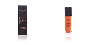 Foundation Make-up LINGERIE DE PEAU fond de teint Guerlain