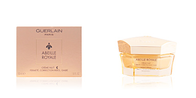 Skin tightening & firming cream  ABEILLE ROYALE crème nuit Guerlain