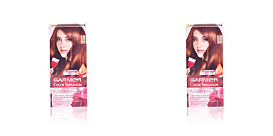 Tintes COLOR SENSATION INTENSISSIMOS #6.46 cobre intenso Garnier