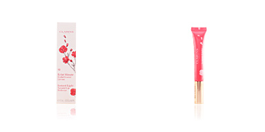 Clarins ECLAT MINUTE embellisseur lèvres #10-pink shimmer