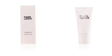 Lagerfeld KARL LAGERFELD WOMAN loción hidratante corporal 150 ml