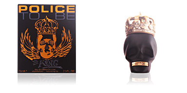 Police TO BE THE KING perfum