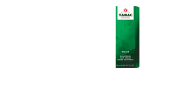 Hair Styling Fixers TABAC ORIGINAL hair cream Tabac