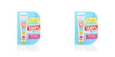Figs & Rouge LIP BALM TINS french vanilla #clear