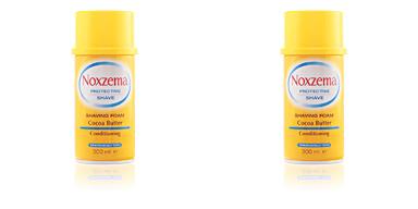 Mousse à raser PROTECTIVE SHAVE foam cocoa butter Noxzema