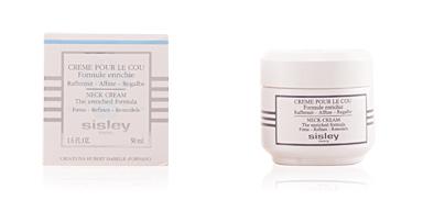 Traitements et crème cou et décolleté CRÈME POUR LE COU formule enrichie Sisley