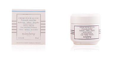 Sisley RESINES TROPICALES crème cou formule enrichie 50 ml