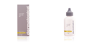 Nettoyage du visage MEDIBAC CLEARING overnight clearing gel Dermalogica