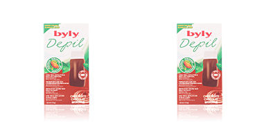 DEPIL roll-on cera tibia chocolate Byly