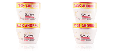 Elvive TOTAL REPAIR 5 mascarilla LOTE 2 pz