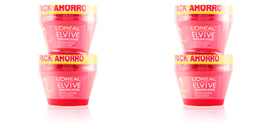 Hair mask ELVIVE COLOR-VIVE MASCARILLA SET L'Oréal París