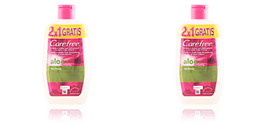 Gel intime ALOE VERA GEL INTIME COFFRET Carefree