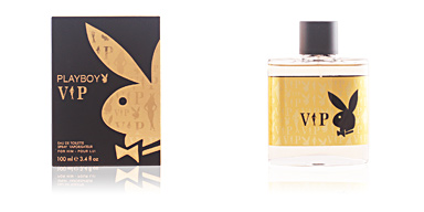 VIP FOR HIM eau de toilette vaporizador Playboy