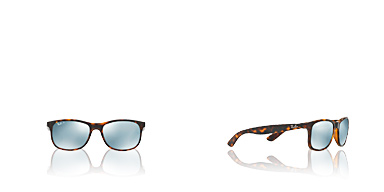 Lunettes de Soleil RAY-BAN RB4202 710/Y4 POLARISEES Ray-ban