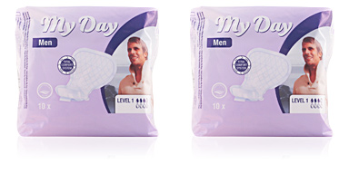 Compress MY DAY MEN ACTIVE incontinence pad My Day