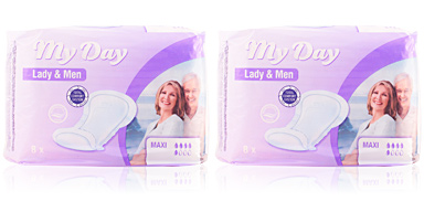 Compress MY DAY compresas incontinencia maxi My Day