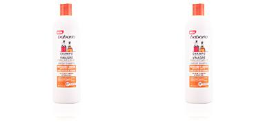 VINAGRE champú protección natural cabello 600 ml Babaria