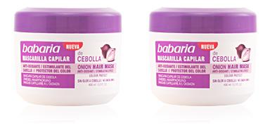 Babaria CEBOLLA kur/maske capilar antioxidante 400 ml