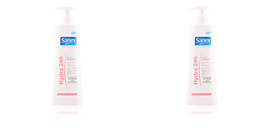 Sanex ADVANCED HYDRA 24H loción corporal 400 ml