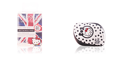 Hair brush COMPACT STYLER hello kitty-black & white Tangle Teezer