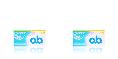 Tampons hygiéniques O.B. PRO COMFORT normal tampons Ob