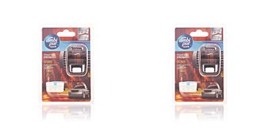 Deodorante per ambienti CAR ambientador aparato + recambio #anti-tabaco Ambi Pur