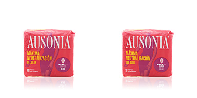 Compress AUSONIA compresas con alas super Ausonia