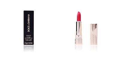 Pintalabios y labiales CLASSIC CREAM lipstick Dolce & Gabbana Makeup
