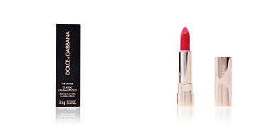 Dolce & Gabbana Makeup CLASSIC CREAM lipstick #520-coral 3,5 gr