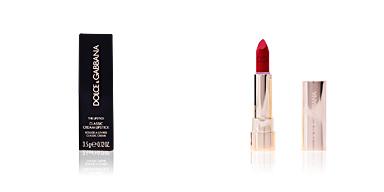 Dolce & Gabbana Makeup CLASSIC CREAM lipstick #625-scarlett 3,5 gr