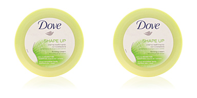 Dove SHAPE UP crema reafirmante y remodeladora 250 ml