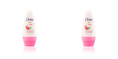 GO FRESH pomegranate & lemon desodorante roll-on Dove