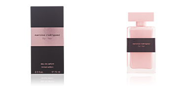 NARCISO RODRIGUEZ FOR HER edp limited edition vaporizador 75 ml