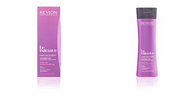 Acondicionador reparador BE FABULOUS hair recovery cream conditioner Revlon
