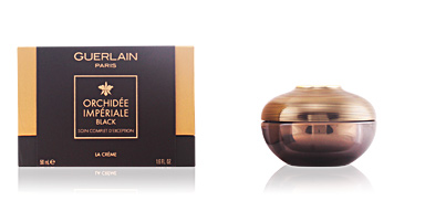Anti aging cream & anti wrinkle treatment ORCHIDÉE IMPÉRIALE black créme Guerlain