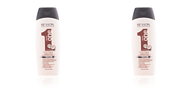 Revlon UNIQ ONE COCONUT conditioning shampoo 300 ml