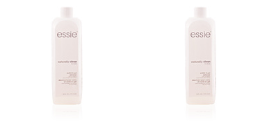 Nail polish remover GEL COUTURE naturally clean polish & gel remover Essie